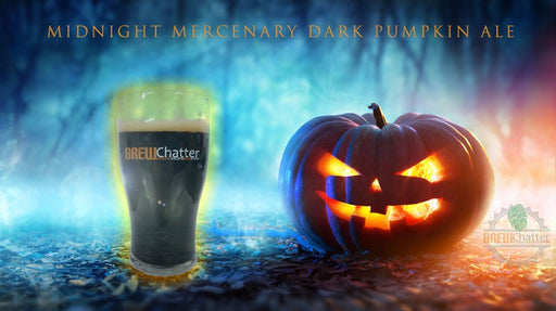 Midnight Mercenary Dark Pumpkin Ale - Extract