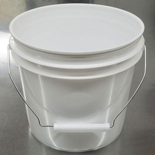 1 Gallon Food Grade Bucket Only for Home Brew, Home Winemaking, Mead, Cider