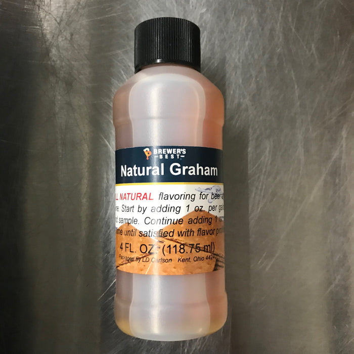 Graham Flavoring 4 oz