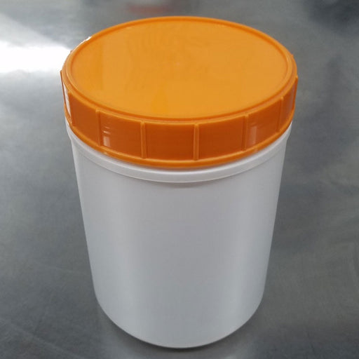 1/2 Gallon HDPE High Quality Storage Jar