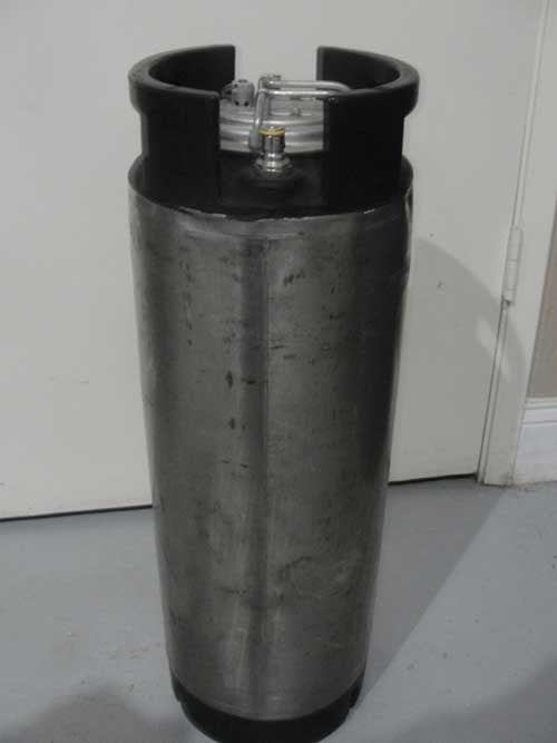 Used 5 Gallon Ball Lock Keg