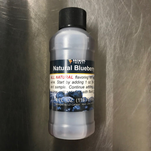 Blueberry Flavoring - 4oz