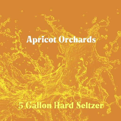 5 Gallon Hard Selzer Kit Apricot Orchards