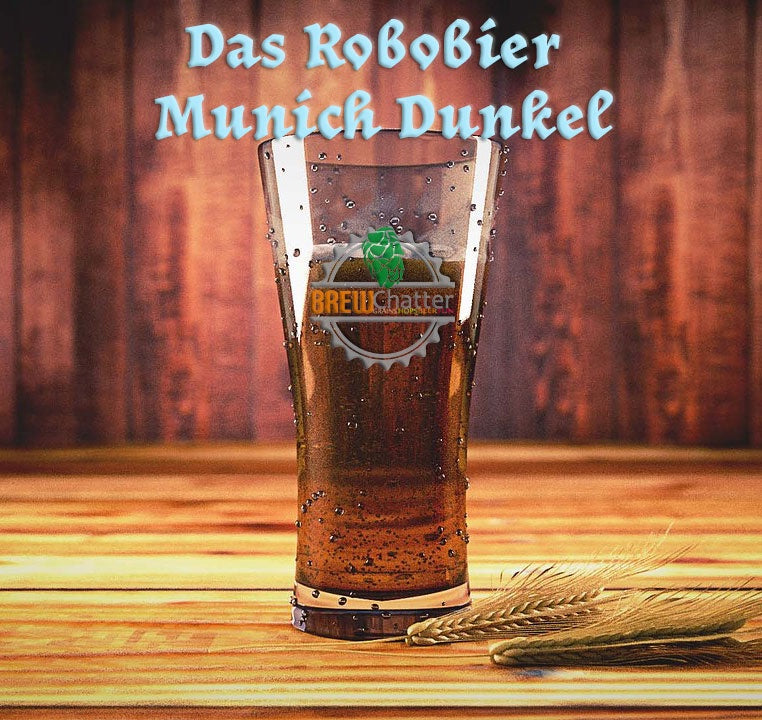 Das Robobier Munich Dunkel - All Grain Beer Kit