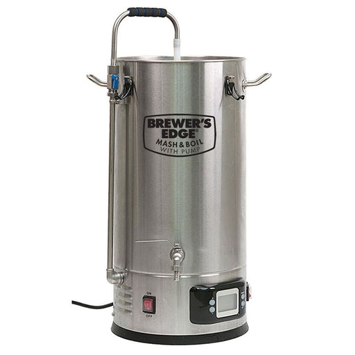 Brewers Edge Mash and Boil All in One Electric Brewing System with Pump