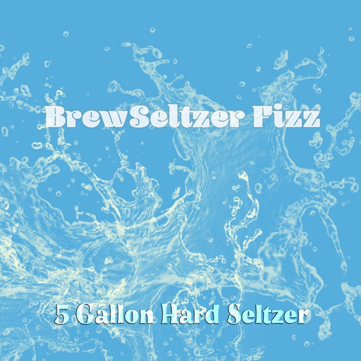 BrewSeltzer Fizz Baseline 5 Gallon Hard Selzter Kit