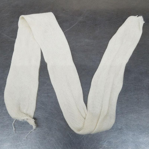 "5"" x 28"" Disposable Muslin Bag for homebrew"