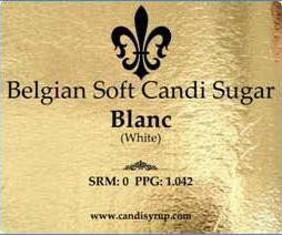 Blanc Soft Sugar (White)