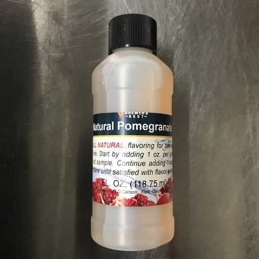 Pomegranate Flavoring - 4oz