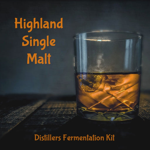 Highland Single Malt Whisky Recipe Kit 5 Gallon
