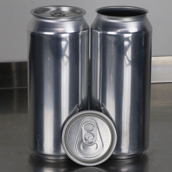 16 oz Can with Lid for Oktober Can Seamer Oktober Canner Cannular Canner