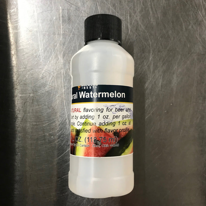 Watermelon Fruit Flavoring - 4 oz