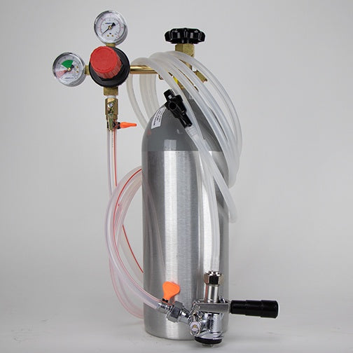 Deluxe Kegging Kit for Pouring Commercial Sanke D Kegs