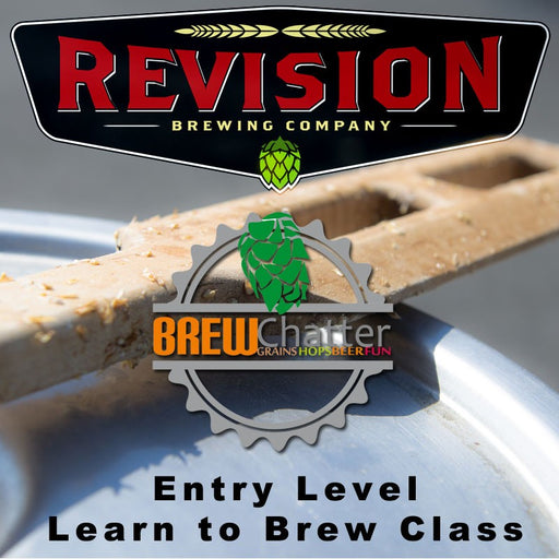 Extract Home Brewing Class 1 Person