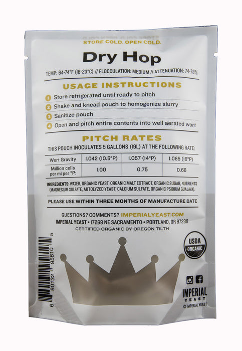 A24 Dry Hop - Imperial Yeast
