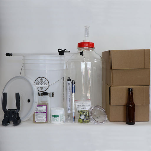 5 Gallon Beer Making Equipment Kit Premium with Fermonster