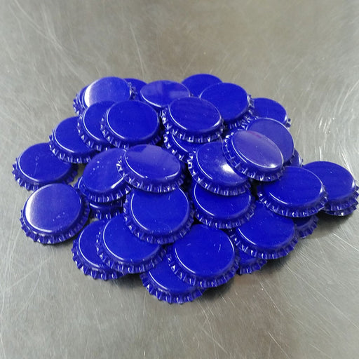 Bottle Caps - BLUE