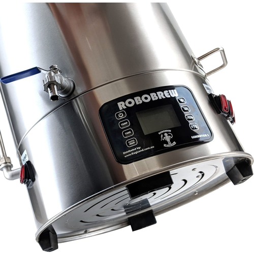Robobrew BrewZilla V3 All Grain Brewing System with Pump - 65L/17.1 Gallon (220v)