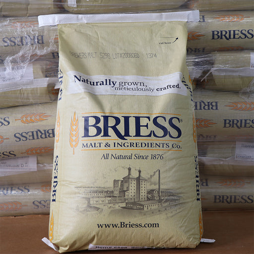 Briess Brewers Malt 2 Row - 50lb Bulk