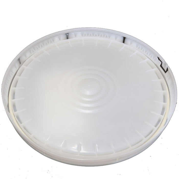 Fermenter Bucket Lid 6.5 Gallon Gasketed, lid only, replacement lid, plastic lid