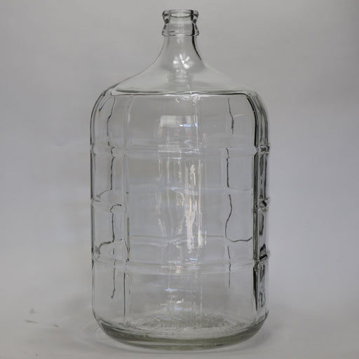 5 Gallon Glass Carboy for beer, wine, mead, cider, hard selzter