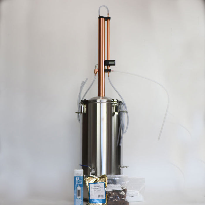 Distillation Starter Kit with Reflux T500 Column and Robobrew