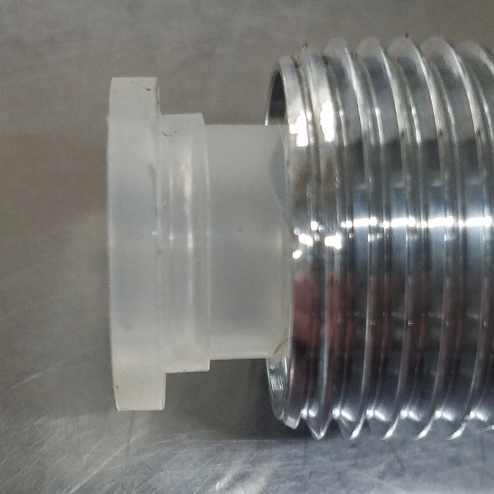 Duck Bill Check Valve for Sanke D Coupler