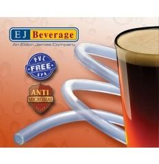 10 Feet EJ Beverage ultra Barrier Silver Beverage Draft Line for Homebrew