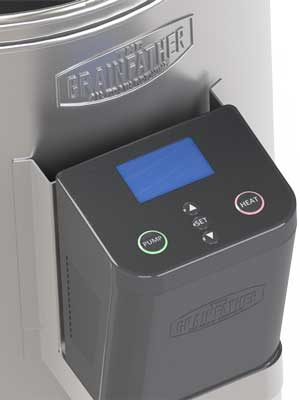 The Grainfather Connect Control Box (Controller Only)