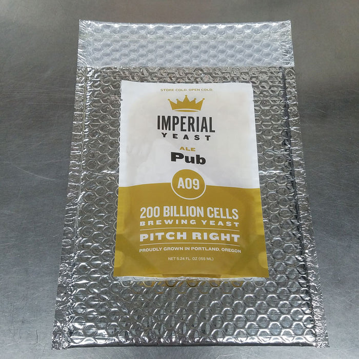 Insulated Mailer for Liquid Yeast