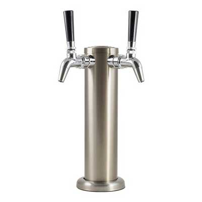 Intertap Stainless Draft Tower