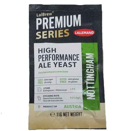 Lallemand Nottingham Dry Beer Yeast 11 g