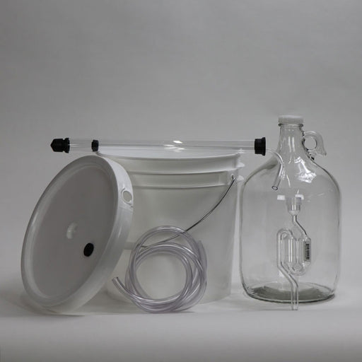 Entry Level Mead Starter Kit 1 Gallon Mead Equipment Kit