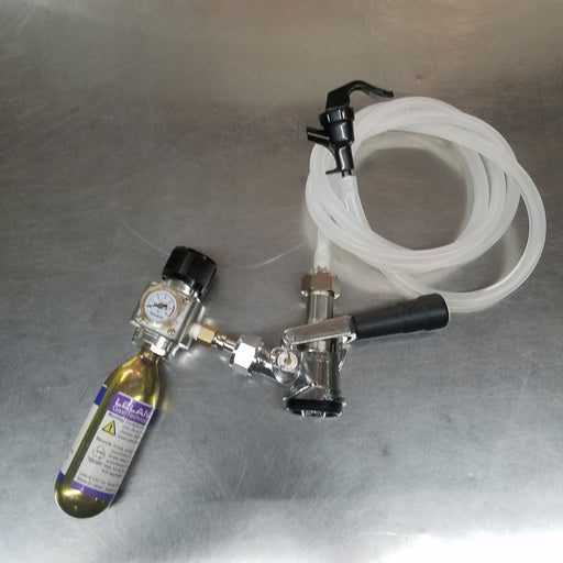 Mobile American Sanke D Pressure Kit for Picnics and Party Tap