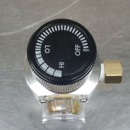 Torpedo Mini CO2 regulator 2 stage for 74 g CO2 cylinders and 18 g Nitrogen cylinders