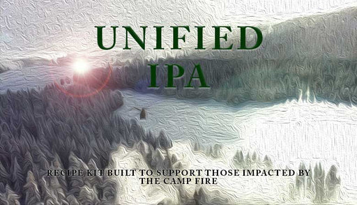 Unified IPA - Extract Beer Kit