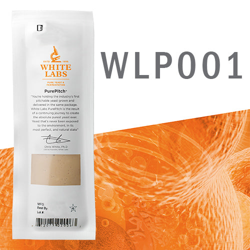 WLP001 California Ale Yeast PurePitch