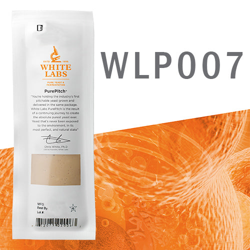 WLP007 Dry English Ale Yeast PurePitch