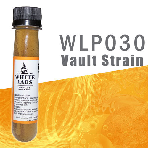 White Labs Vault WLP 030 Thames Valley Ale Yeast