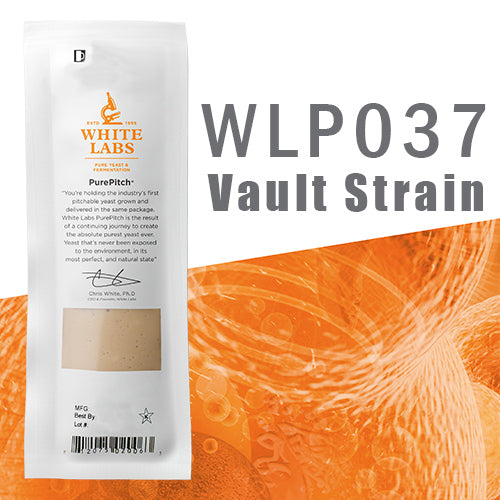WLP037 Yorkshire Square Ale Yeast PurePitch Vault Strain