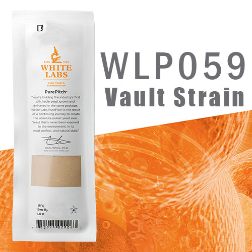 WLP059 Melbourne Ale Yeast