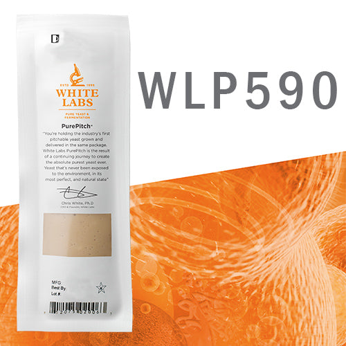 WLP590 French Saison Ale Yeast PurePitch
