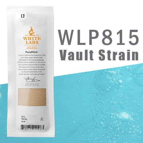 WLP815 Belgian Lager Yeast PurePitch