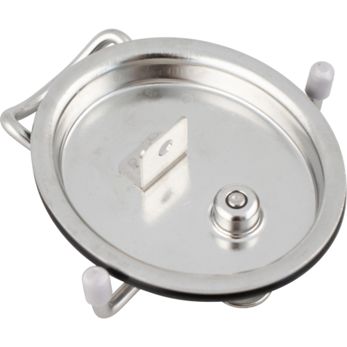 Ball Lock Corny Keg Lid with Dry Hop Tab