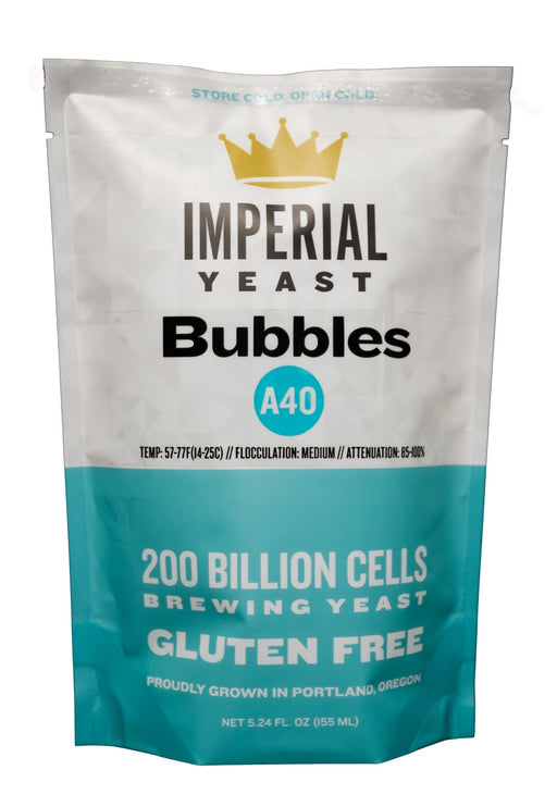 Imperial Organic Yeast A40 Bubbles Fruit Wine and Cider Yeast