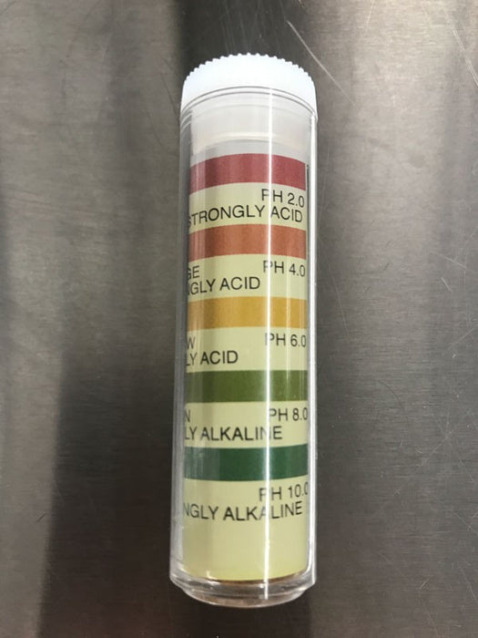 Universal pH Papers 100 Vial