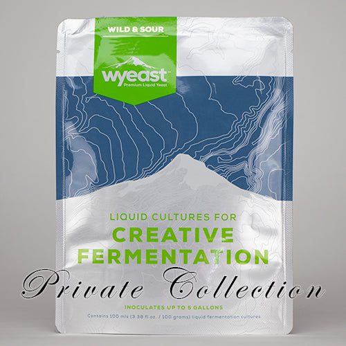 Wyeast 5223-PC Lactobacillus Brevis - Private Collection