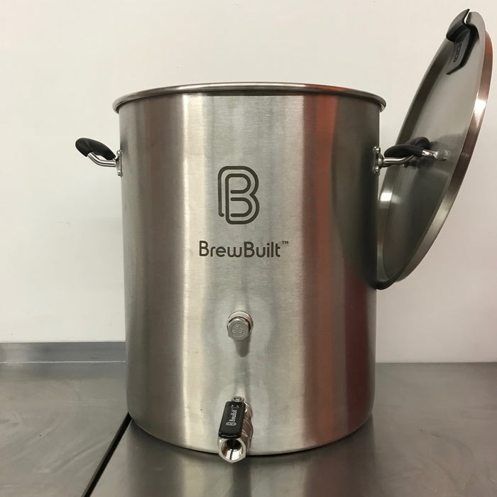 BrewBuilt Brewing Kettle and/or Mash tun