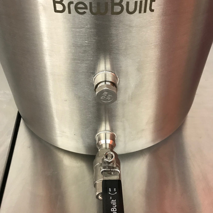 BrewBuilt Brewing Kettle and/or Mash tun tig welds