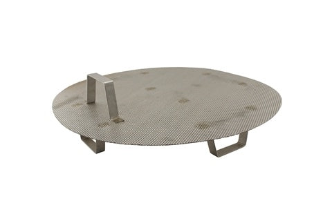 "15.5"" Reinforced False Bottom Stainless Steel"